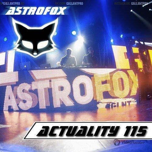 AstroFox - Actuality 115 (Gallant On Space) (2015)