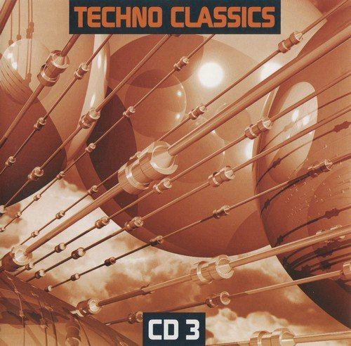 VA - Techno Classics 3CD Box Set (1997)