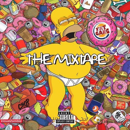 Young Chop - Fat Gang (2015)