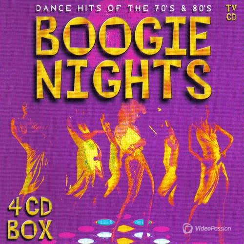 VA-Boogie Nights - Dance Hits Of The 70s and 80s (2015)