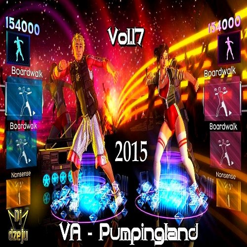 VA-Pumpingland Vol. 17 (2015)