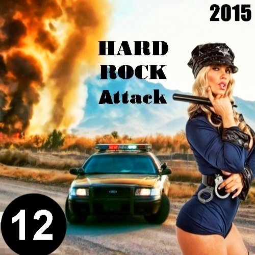 VA-Hard-Rock Attack Vol. 12 (2015)