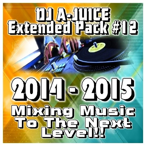 VA-DJ A-JUICE Extended Pack #12 (2014-2015)
