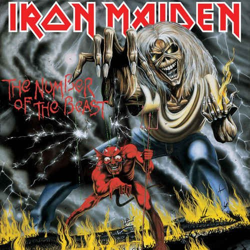 Iron Maiden - The Number of the Beast [Hi-Res Remastering] (2015)