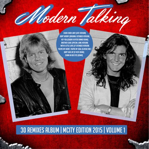 Modern Talking - 30 Remixes Album (mCity Edition) (2015)
