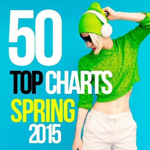 VA-50 Top Charts Spring 2015 (2015)