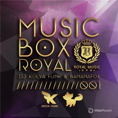 Kolya Funk & Bananafox - Music Box 001 (2015)