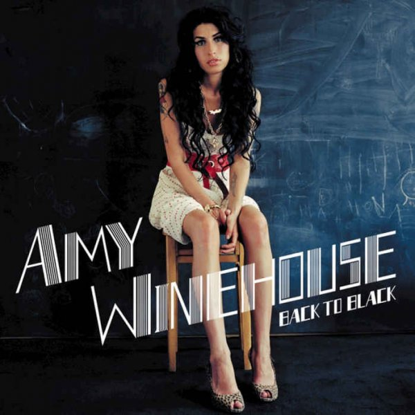 Amy Winehouse - Back to Black [Hi-Res Remastering] (2015)