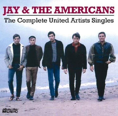 Jay & The Americans - The Completed United Artists Singles [3CD Box Set] (2009)