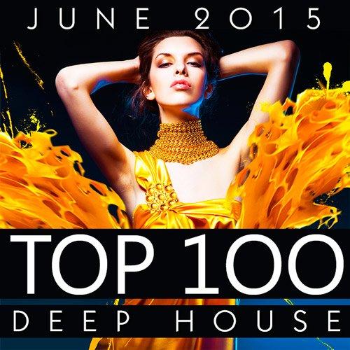 VA-Top 100 Deep House [June 2015] (2015)