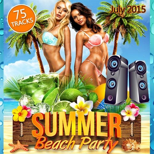 VA-Summer Beach Party (2015)