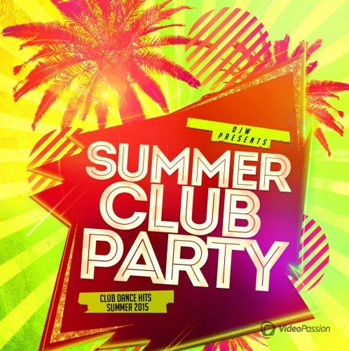 DJW - Summer Club Party 2015