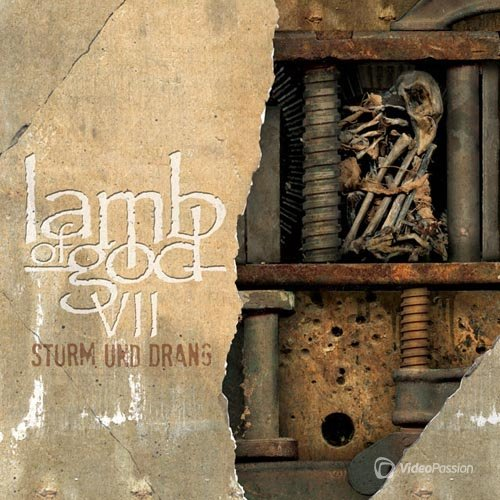 Lamb Of God - VII: Sturm Und Drang (2015) [Deluxe Edition]