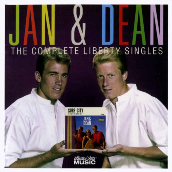 Jan & Dean - The Complete Liberty Singles (2008)