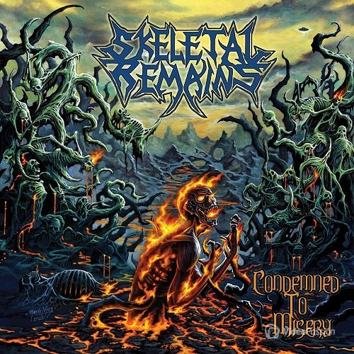 Skeletal Remains - Condemned To Misery (2015)