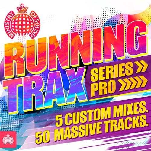 VA-Ministry of Sound - Running Trax Series Pro (2015)