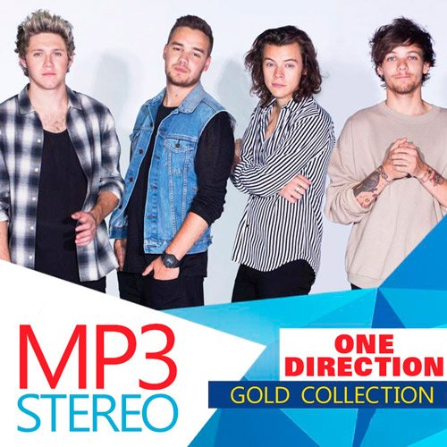 One Direction - Gold Collection (2015)