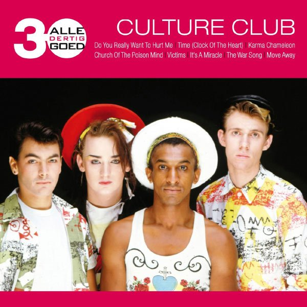 Culture Club - Alle 30 Goed (2012)