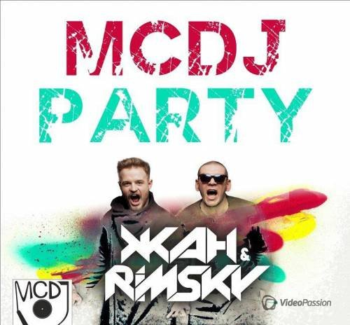 Жан & Rimsky - MCDJ Party 005 (Special Guest Mix by T'Paul Sax) (2015)