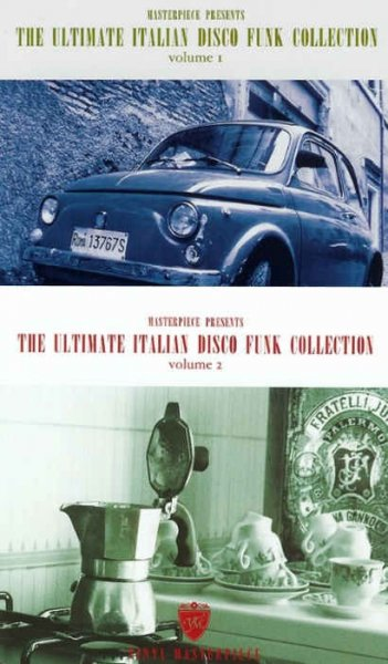 VA - The Ultimate Italian Disco Funk Collection Volume 1-2 (2006-2007) [Remastered]