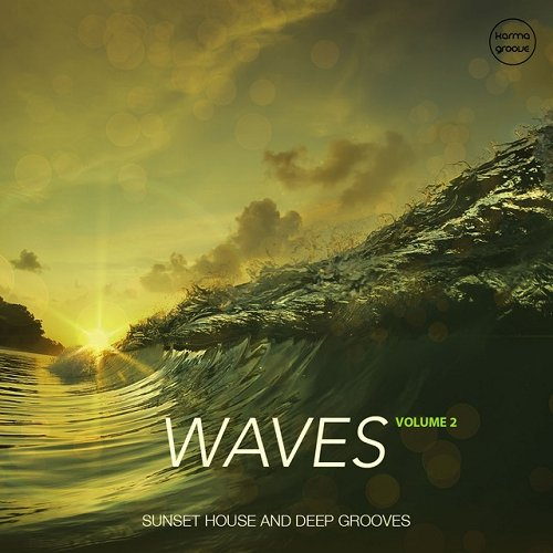 VA - Waves Vol 2 Sunset House and Deep Grooves (2015)