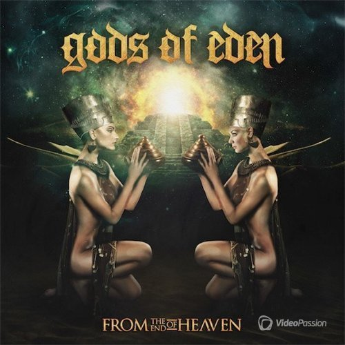 Gods of Eden - From the End of Heaven (2015)