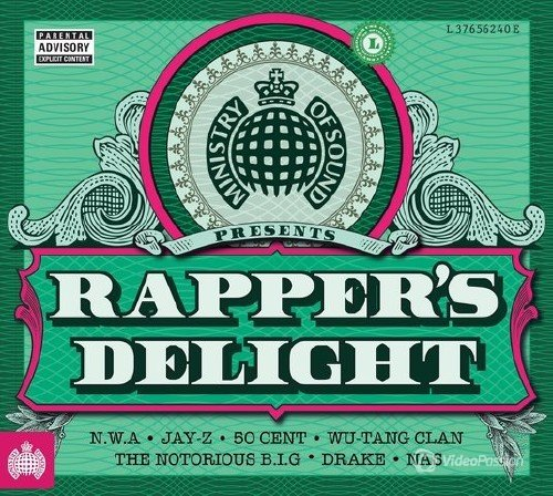Ministry of Sound: Rapper's Delight (2015)