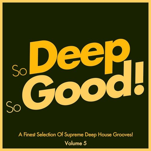 VA - So Deep so Good! A Finest Selection of Supreme Deep House Grooves Vol 5 (2015)