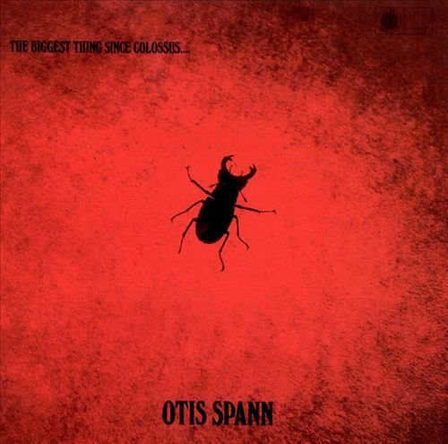 Otis Spann - The Biggest Thing Since Colossus (1969) [HDTracks]