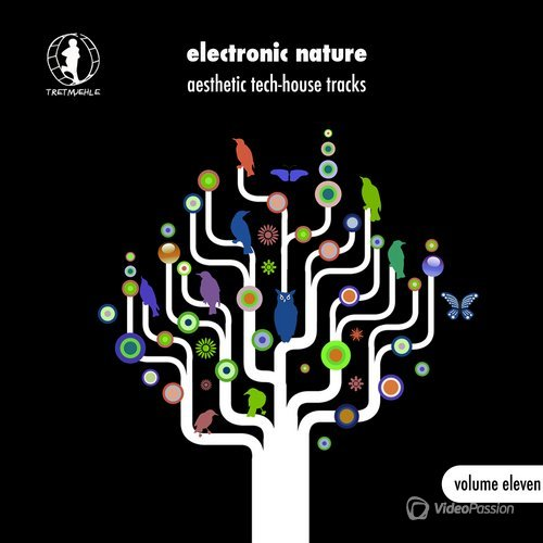 Electronic Nature, Vol. 11 - Aesthetic Tech-House Tracks! (2015)