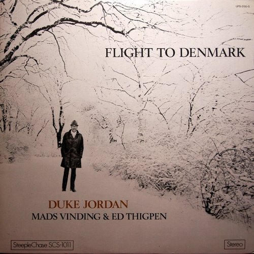 Duke Jordan - Flight To Denmark (1974) [Vinyl 24-96]