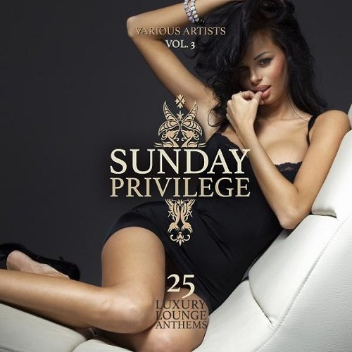 VA - Sunday Privilege Vol 3 25 Luxury Lounge Anthems (2015)