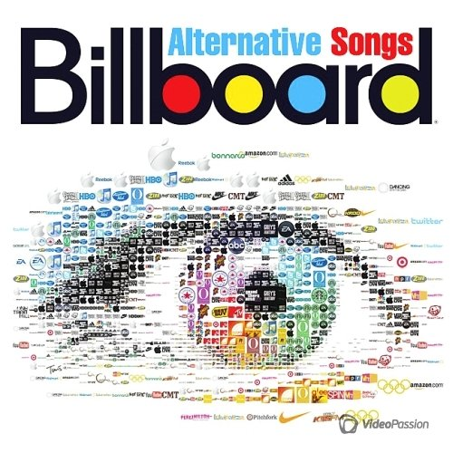 Billboard Top 40 Alternative Songs (28.11.2015)