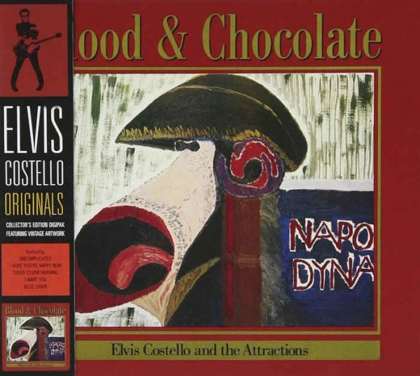 Elvis Costello & The Attractions - Blood & Chocolate [Hi-Res Remastering] (2015)