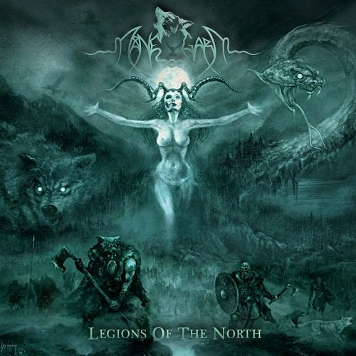 Manegarm - Legions Of The North (Limited Edition) (2013) lossless