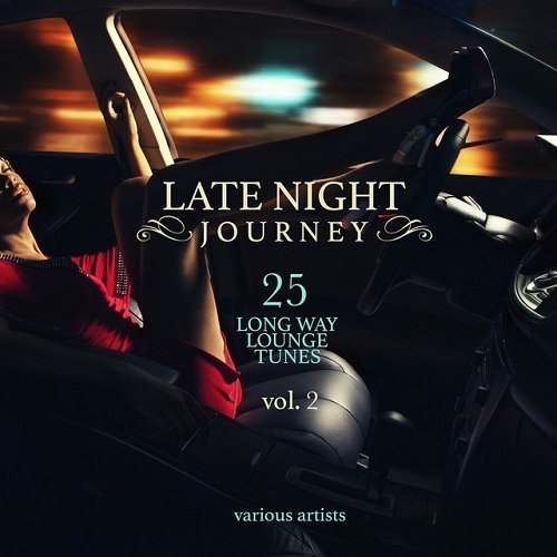 VA - Late Night Journey Vol 2 25 Long Way Lounge Tunes (2015)
