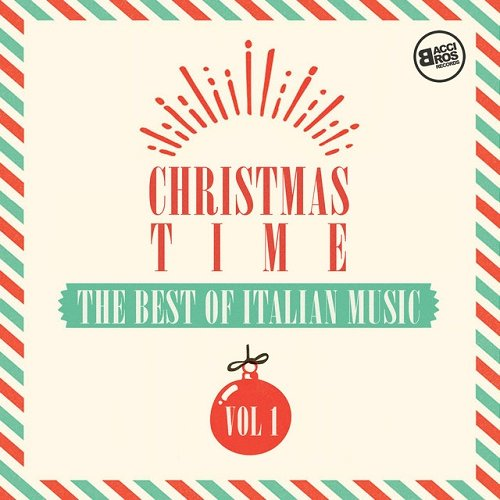 VA - Christmas Time The Best of Italian Music Vol 1 (2015)