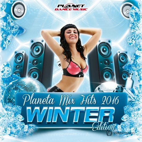Planeta Mix Hits 2016. Winter Edition (2015)
