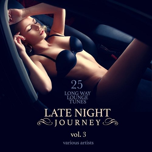 VA - Late Night Journey Vol 3 25 Long Way Lounge Tunes (2015)