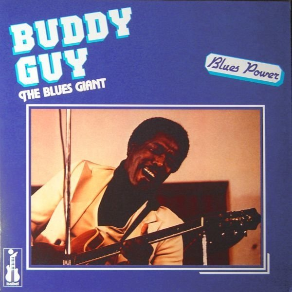 Buddy Guy - The Blues Giant (1979)
