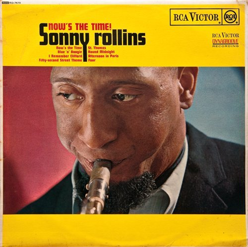 Sonny Rollins - Now's The Time! (1964)