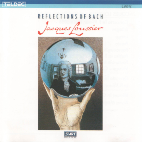Jacques Loussier - Reflections Of Bach (1987)