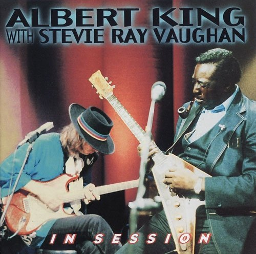 Albert King with Stevie Ray Vaughan - In Session (2003) [Vinyl 24-192]