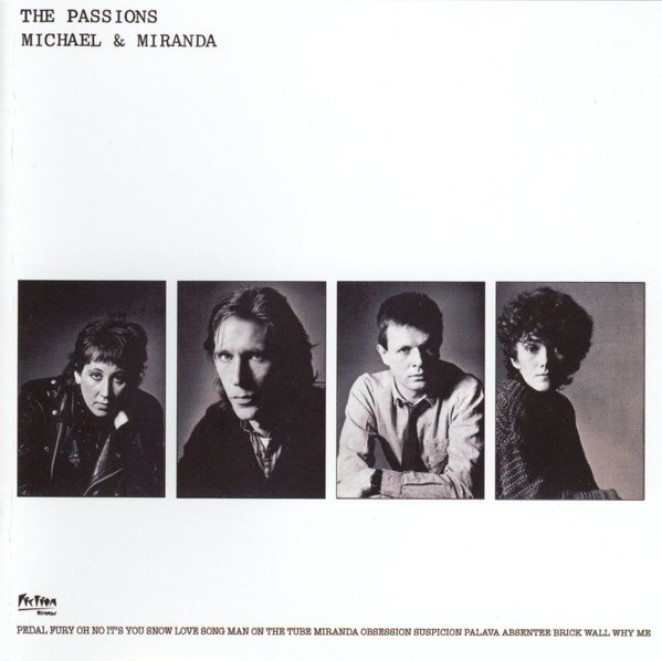 The Passions - Michael & Miranda (1980) [Remastered 2015]