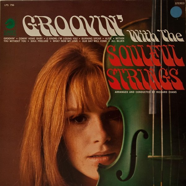 The Soulful Strings - Groovin with the Soulful Strings (1967) [Vinyl 24-96]
