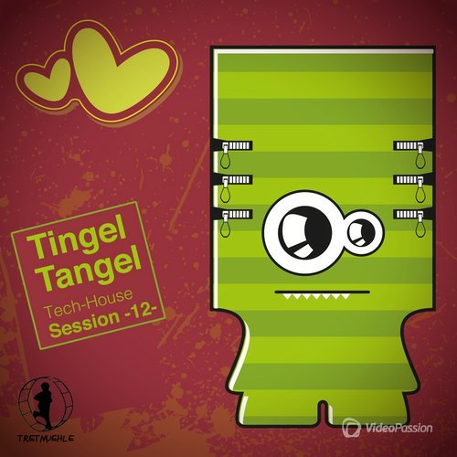 Tingel Tangel, Vol. 12 - Tech House Session (2015)