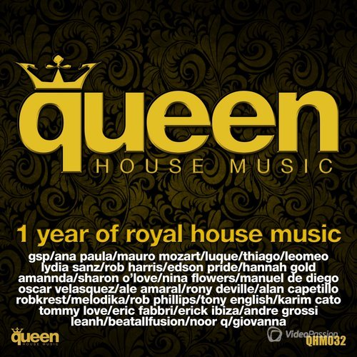 Queen House Music - 1 Year of Royal House Music (2015)