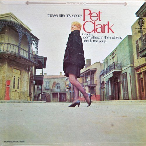 Pet Clark - These Are My Songs (1967)