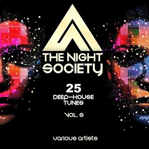 VA - The Night Society Vol.5 25 Deep House Tunes (2016)