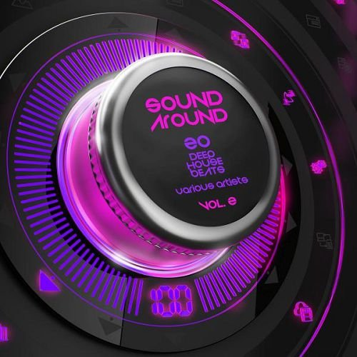 VA - Sound Around Vol.2 20 Deep House Beats (2016)